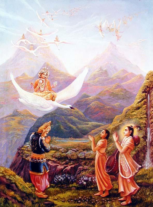 Yudhisthira's Wisdom